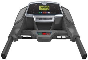 horion fitness t02 console