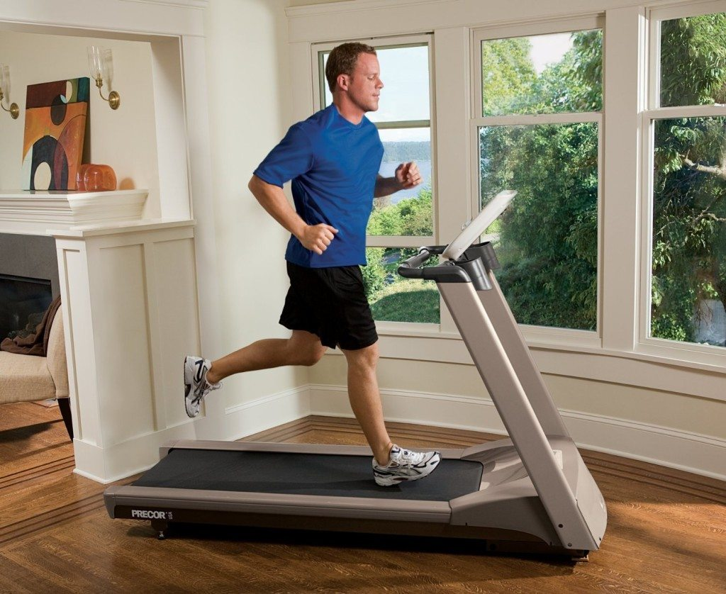 Precor does deliver on quality with the