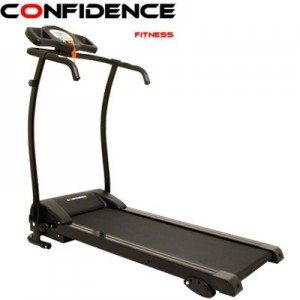 the confidence gtr power pro motorized electric treadmill model