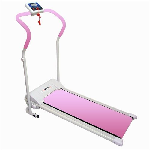 Confidence Power Plus Motorized Fitness Treadmill (Pink) Review