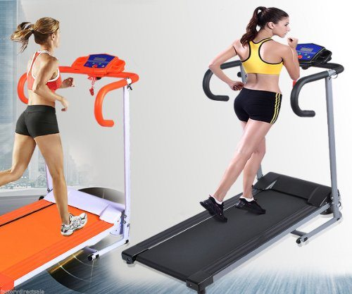 Searchbuystore 500W Folding Electric Treadmill Review