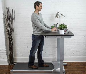 Are Under Treadmill Desks Safe?